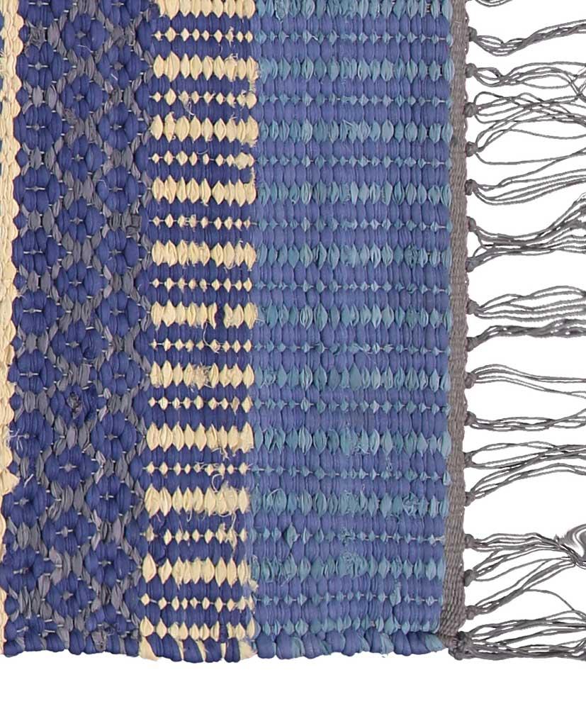 Finarte sininen Birgitta-räsymatto