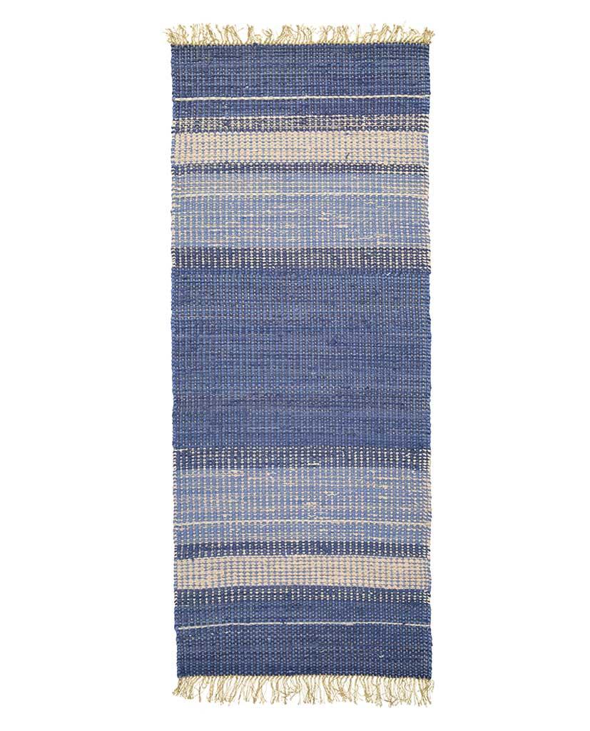 Home Rugs Cotton Blend Gamla Stan Blue