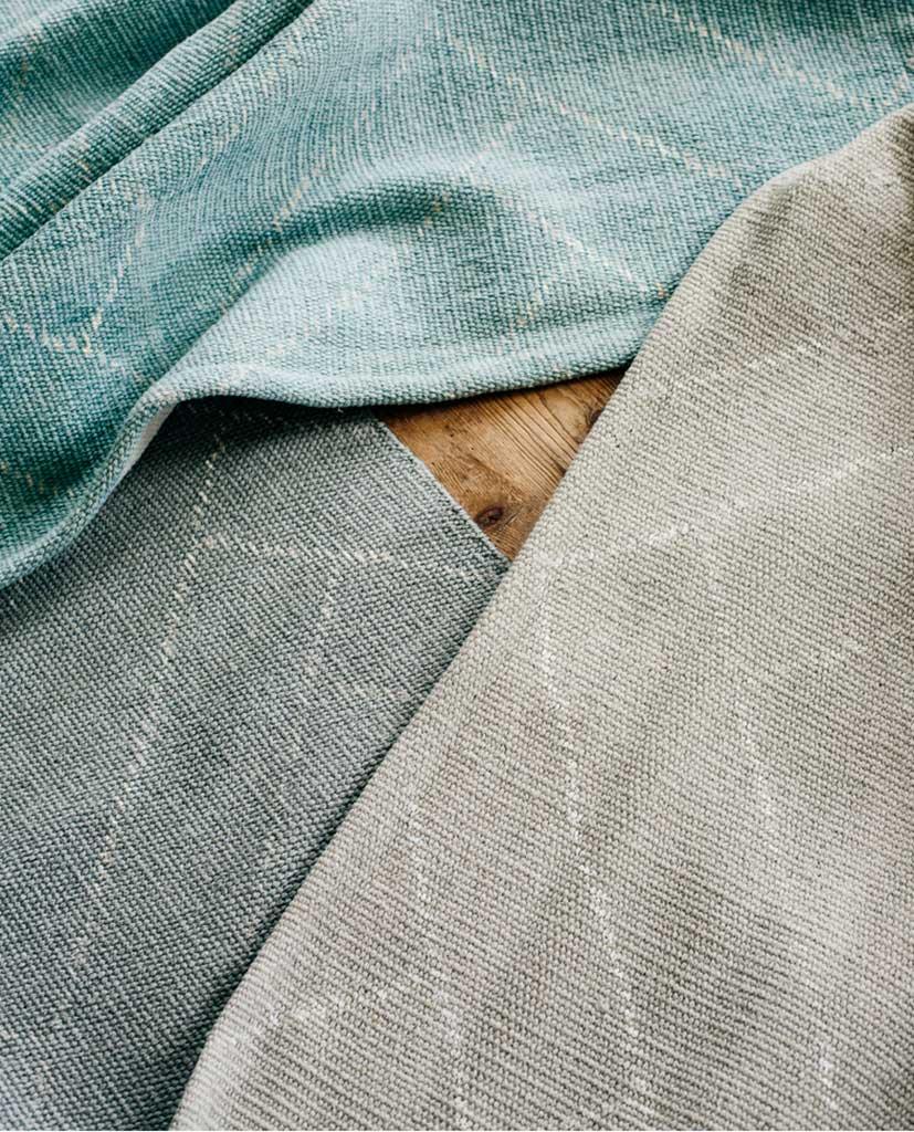 Finarte Aitta cotton rug