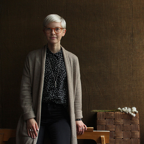 Marianne Huotari Suovilla studio smoo