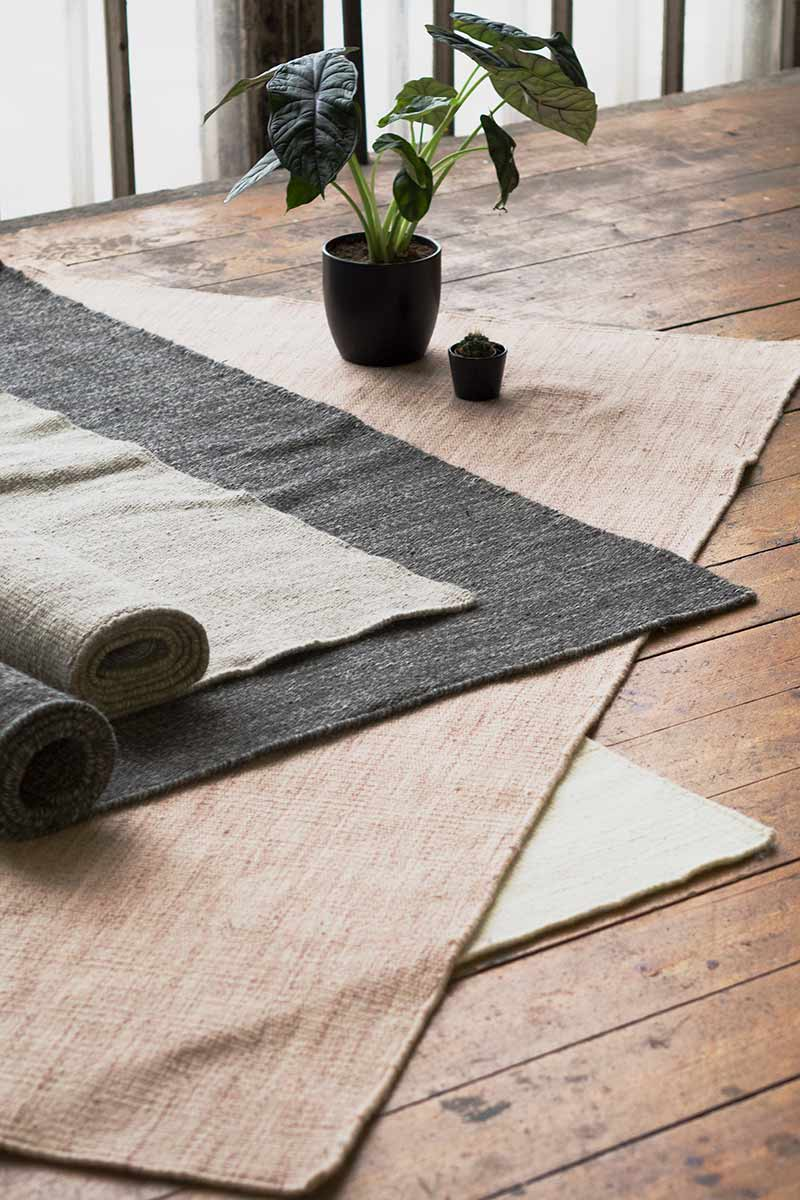 wool rug care instructions