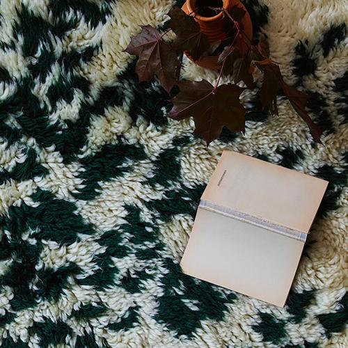 Suovilla Hilla Finarte wool rug