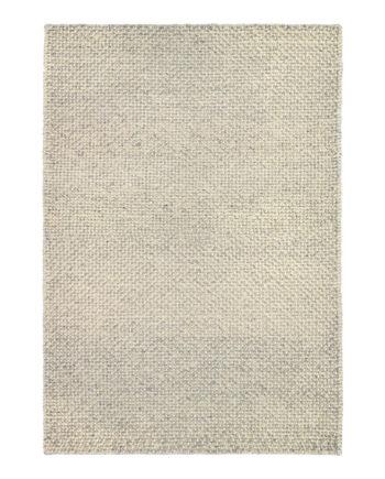 Finarte Keto wool rug in grey