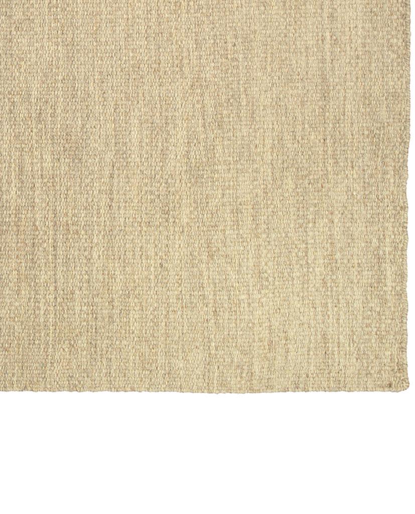 Finarte Norm wool rug in beige