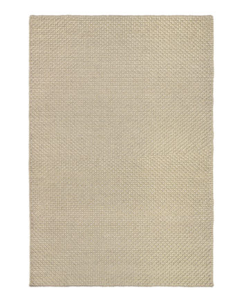 Finarte Keto wool rug beige