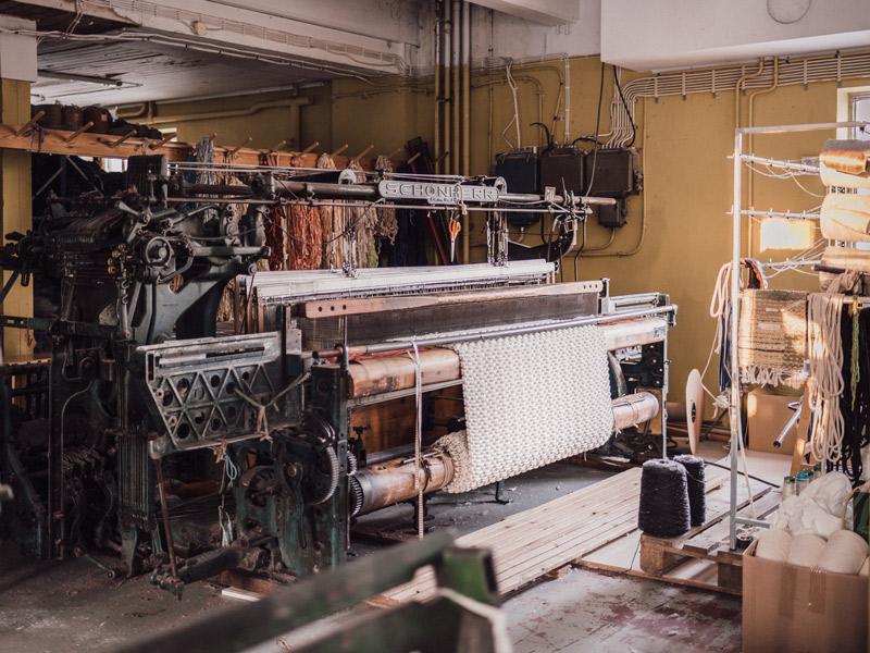 kutomo rasinmäki weaving heritage